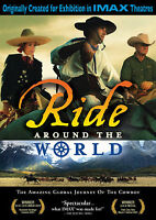 IMAX: Ride Around the World- DVD Brand NEW- Usually ships within 12 hours!!!