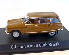 Citroen Ami 6 Familiare, oro, 1968, NOREV 1:43