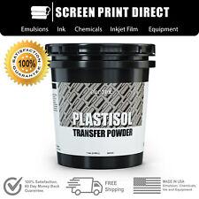 Ecotex Plastisol Transfer Powder For Screen Printing 1lb