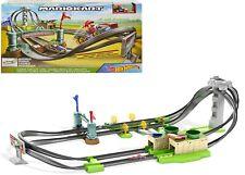 Mattel Hot Wheel HW Mario Kart Circuit Light Track Set GHK15 EMS