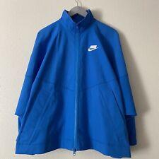 Nike Sportswear NSW Jacket - Blue Size M SAMPLE