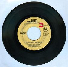 Philippines DINGDONG AVANZADO Basta't Kasama Kita OPM 45 rpm Record