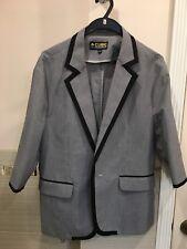 Kpop Style Blazer Sport Coat Asian Style Fashion Short Sleeve Men Korean Fashion