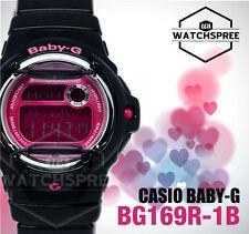 Casio Baby-G Alarm Ladies Sport Watch BG169R-1B