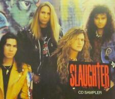Slaughter(CD Album)CD Sampler-Chrysalis-