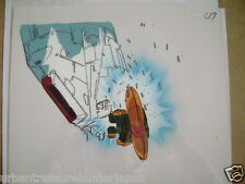 Mobile Suit Zeta Gundam Z Nrx-044 Asshimar Anime Production Cel