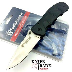 Smith & Wesson Extreme Ops SWA14 Tactical Folding Knife Pocket Knife Work EDC