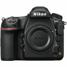 Nikon D850 DSLR Camera (Body Only) - Black