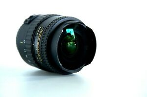 Tokina 10-17mm f3.5-4.5 AT-X 107 DX Fisheye Zoom For Canon EF mount