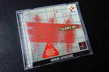 SILENT HILL Sony PlayStation PS1 JAPAN Very Good Condition