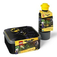Lego The Batman Movie, Lunch Box Set (Lunch Box & Water Bottle)