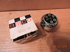 NOS AMCO SPITFIRE/MG MIDGET SHIFT KNOB 4-SPEED SHIFTER BALL TR-4 SPRITE 5/16x18