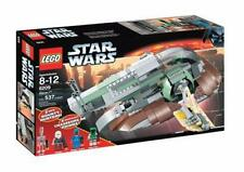 Lego Sealed Set 6209 Star Wars Slave Boba Fett Ship Bespin IG-88 Dengar Mini Fig
