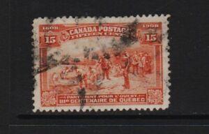 Canada - #102 used, cat. $ 160.00