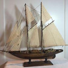 BLUE POINT SHIP REPLICA COLLECTABLE SPAIN BARCO ARTESANIA HOBBY