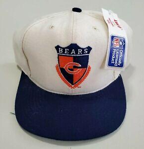Rare 90s Chicago Bears Annco Snapback Hat NFL NWT Rare