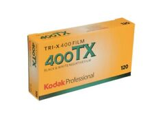 Kodak Tri-X 400 120 Black and White Film (5 Pack) 07/2022