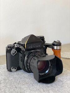 Pentax 6x7 Mittelformat Analog + Asahi SMC 105mm f2.4