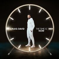 CRAIG DAVID - THE TIME IS NOW   CD NEW!