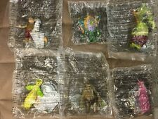 Mcdonalds happy meal toys The Spiderwick Chronicles 6 new toys