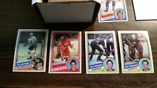 1984-85 TOPPS HOCKEY CARD COMPLETE SET 1-165 NEAR MINT-MINT YZERMAN/LaFONTAINE