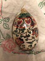 Vintage  Large Egg  for Easter