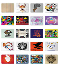 Ambesonne Indie Motif Mousepad Rectangle Non-Slip Rubber