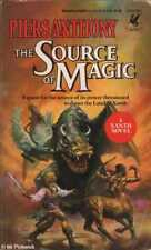 Piers Anthony THE SOURCE OF MAGIC  SC Book