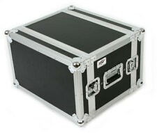 OSP 6-Space ATA Shock Mount Shallow Effects Rack Road Flight Tour Case - SC6U-14
