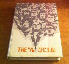 The University of Texas 1971 YEARBOOK - Cactus, Vol. 78 (Hardcover) Austin, TX
