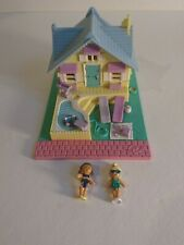 Polly Pocket Summer House 100% complete 1993 bluebird toys