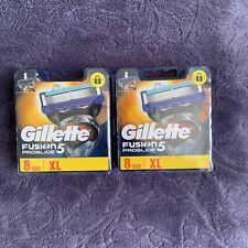 Gillette Fusion Proglide Lame de Rasoir - Pack de 8 (07702018448272)