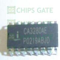 1PCS INTERSIL CA3280AE DIP-16 Dual 9MHz Operational