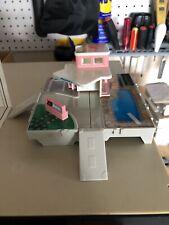 Micro Machines Galoob Vintage Motel Playset