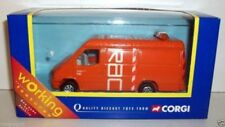 Corgi Ford Contemporary Diecast Vans