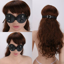 1Pc Blindfold BDSM Eye Black Mask Cover Sex Couple Games Slave Love Cosplay Game
