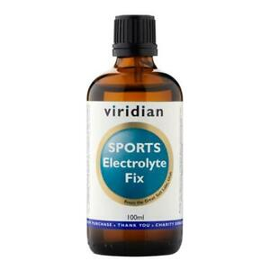 Viridian Sports Electrolyte Fix - 100ml