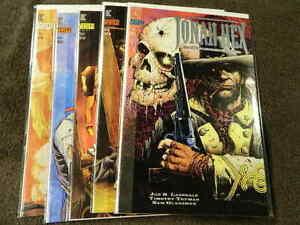 1993 DC VERTIGO Comics JONAH HEX Two Gun Mojo #1-5 Complete Limited Series VF/NM