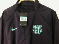 Raincoat purple nike Shield 2018 Shirt FC Barcelona training player Messi fcb