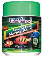 Cibo per pesci marini. Ocean nutrition Formula two marine pellet.granuli.