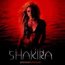 Shakira whenever, Wherever (2001, #6719132) [Maxi-CD]