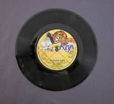 """SG 7"""" 45 rpm 1975 ROD STEWART - THIS OLD HEART OF MINE / ALL IN THE NAME OF ROCK"""