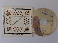 CD Single AZPHIRATOS / GABILLAUD Baby préserves moi ZR 001 AUTOPROD