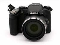 Nikon COOLPIX P510 16.1 MP Digital Camera - Black