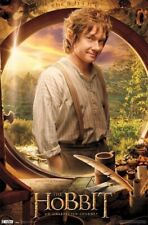 The Hobbit Unexpected Journey ~ Bilbo Baggins Portrait ~ 22x34 Movie Poster