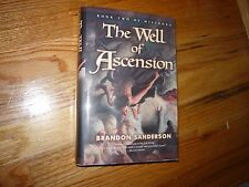 The Well of Ascension (Mistborn, Book 2)  Brandon Sanderson 1st