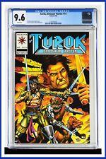 Turok Dinosaur Hunter #14 CGC Graded 9.6 Valiant September 1994 Comic Book