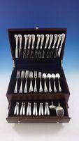 Queen Anne Williamsburg by Stieff Sterling Silver Flatware Service Set 62 Pieces