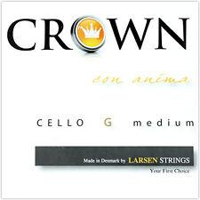 Larsen Crown Cello G String Medium Tension 4/4 Full Size