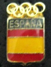 SOCHI 2014 Olympic SPAIN NOC team delegation pin   rare